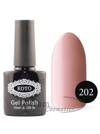 Гель лак для ногтей Кото 202