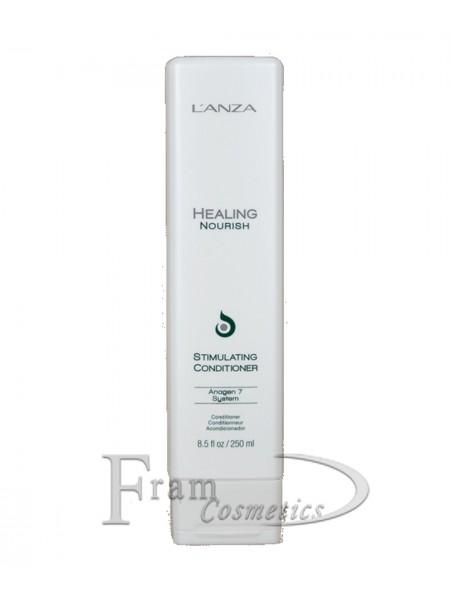 Стимулирующий кондиционер для роста волос Lanza Nourish