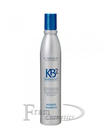 Шампунь увлажняющий Lanza KB2 Hydrate Shampoo