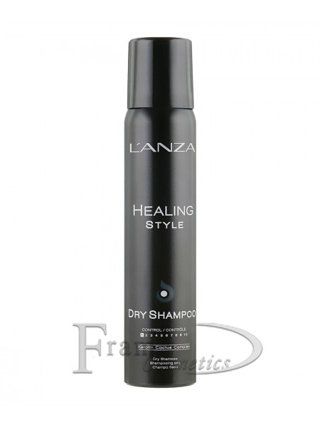 Сухой шампунь Lanza Dry Shampoo