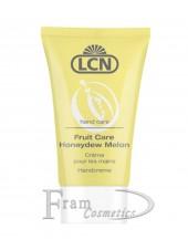Крем для рук питательный с ароматом зимней дыни LCN Care Honeydew Melon