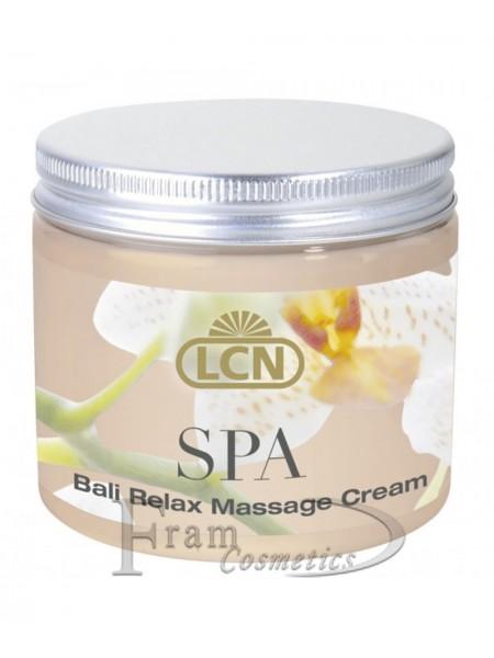Интенсивный крем с морским шелком и маслом для сухой кожи LCN SPA