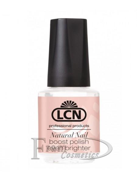 Лак осветляющий для ногтей LCN Natural Nail Boost Polish