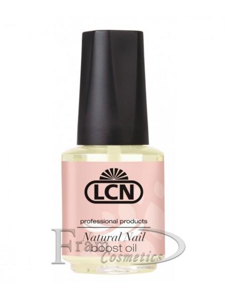 Масло питательное для ногтей с экстрактом зверобоя и витаминами LCN
