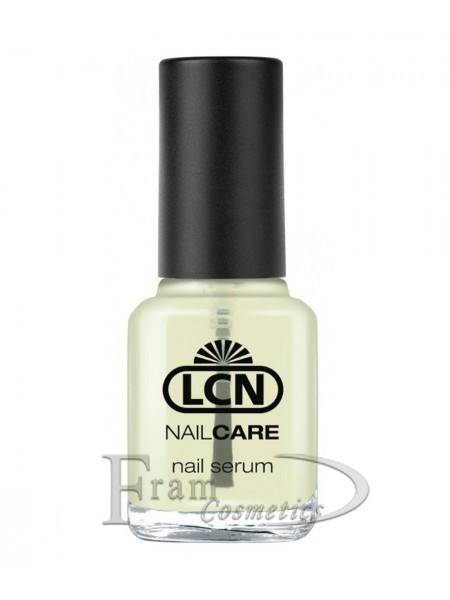 Сыворотка для укрепления ногтей с кератином и шелком LCN Nail Serum