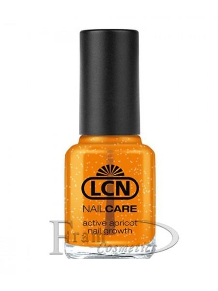 Средство для укрепления ломких ногтей с экстрактом абрикоса LCN