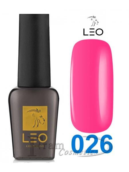 Гель-лак Leo №026