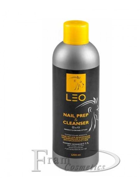 Cleanser & Nail prep LEO 1200ml