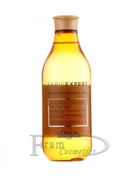Шампунь для сухих и ломких волос L'Oreal Nutrifier