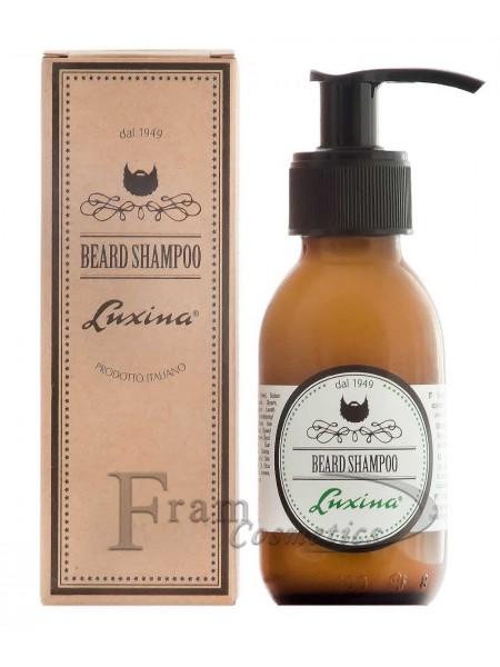 Шампунь для бороды с маслами ши и жожоба Luxina