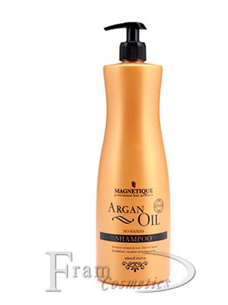 Шампунь питательный Magnetique Argan Oil