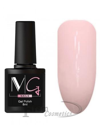 Гель-лак MG 005 бледно-розовый
