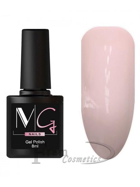 Гель-лак MG 006 розовый Candy