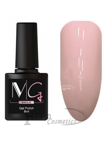Гель-лак MG 011 розовый эмаль