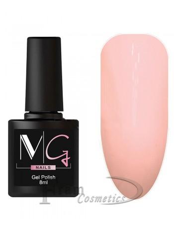 Гель-лак MG 018 нежно розовый
