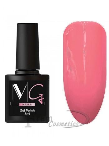 Гель-лак MG 047 пурпурно розовый