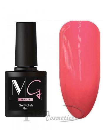 Гель-лак MG 048 глубокий пурпурно розовый