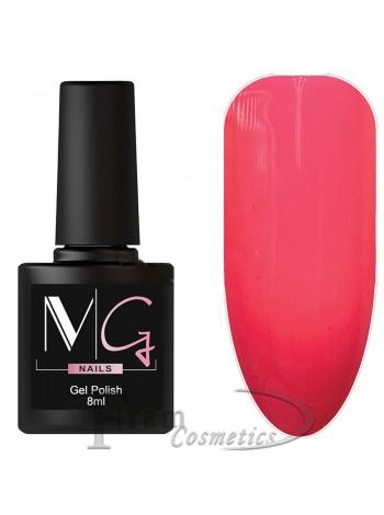 Гель-лак MG 050 насыщенно розовый