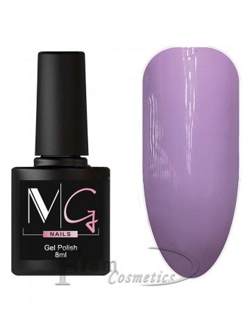 Гель-лак MG 114 светло фиолетовый