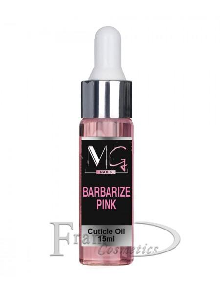 Масло для кутикулы MG cuticule oil Barbarize Pink