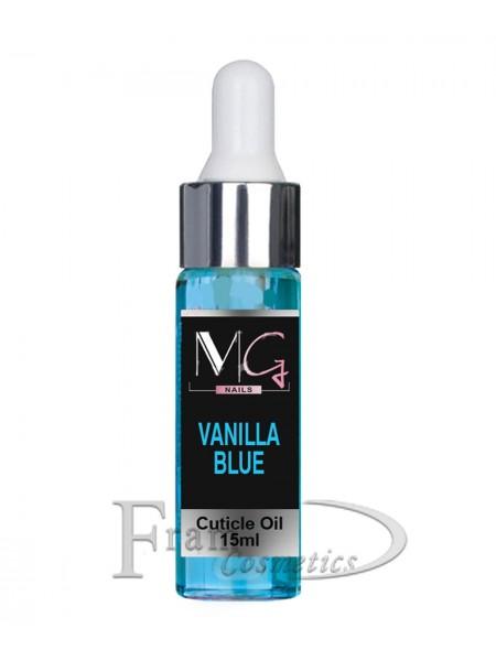 Масло для кутикулы MG cuticule oil Vanilla Sky Blue