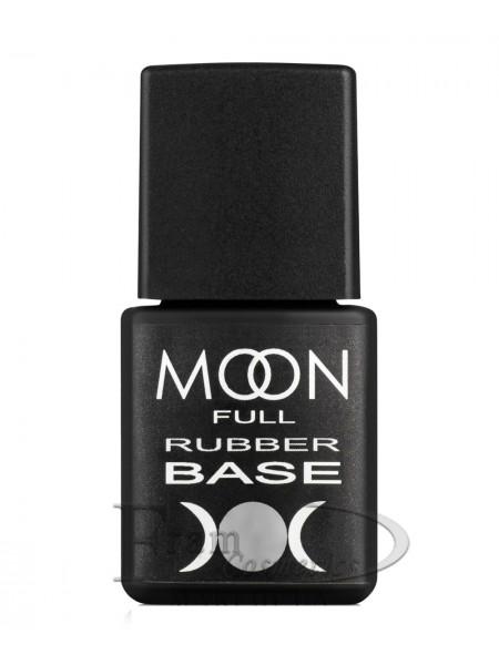 Базовое покрытие для ногтей Moon Rubber Base