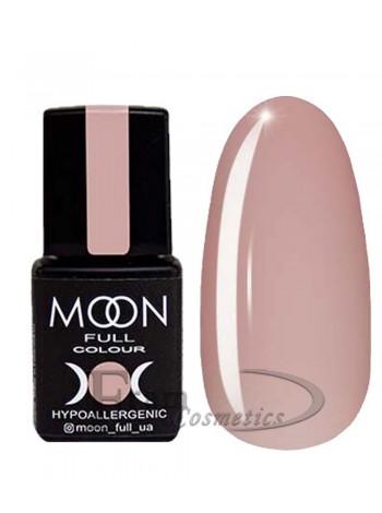 Базовое покрытие для ногтей Moon French Base 02 светлый пурпурно-серый