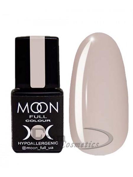 Базовое покрытие для ногтей Moon French Base 07 светло-серебристый