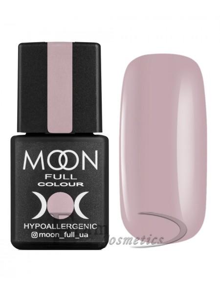 Гель-лак Moon №103 Color Gel polish светлый синевато-серый