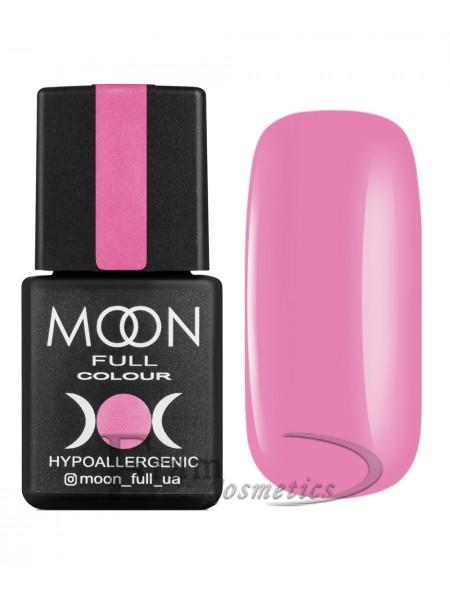 Гель-лак Moon №107 Color Gel polish светлый розово-лиловый