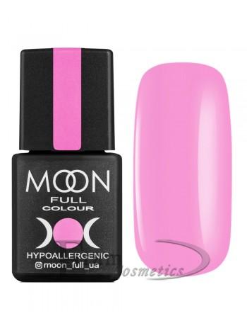 Гель-лак Moon №110 Color Gel polish лавандовый розовый