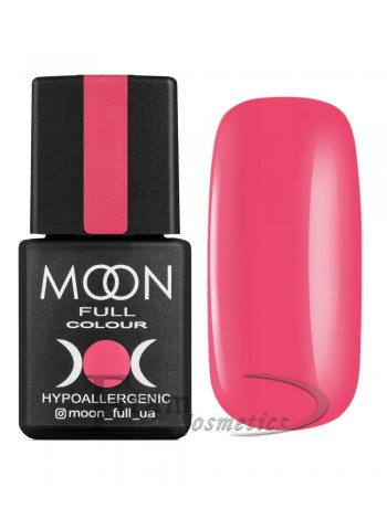 Гель-лак Moon №115 Color Gel polish глубокий пурпурно-розовый