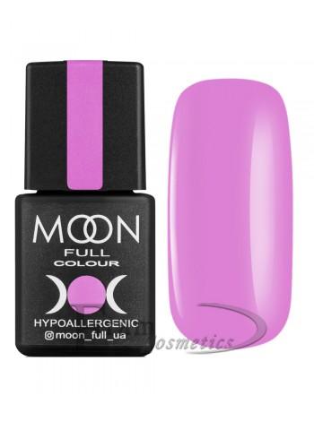 Гель-лак Moon №117 Color Gel polish блестящий пурпурный