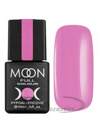 Гель-лак Moon №119 Color Gel polish блестящий пурпурный