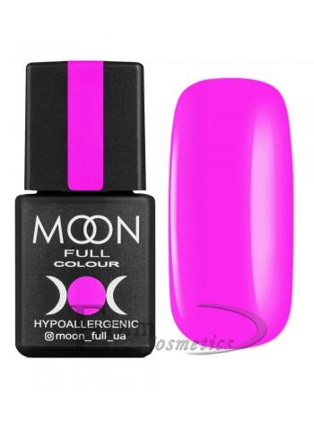Гель-лак Moon №121 Color Gel polish экстравагантный розовый Крайола