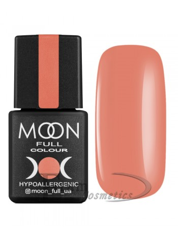 Гель-лак Moon №124 Color Gel polish медный крайола