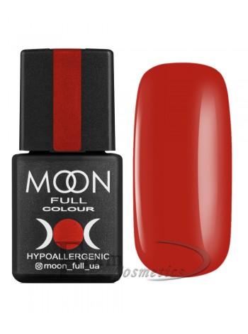 Гель-лак Moon №128 Color Gel polish красный