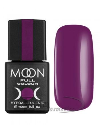 Гель-лак Moon №146 Color Gel polish глубокий пурпурный