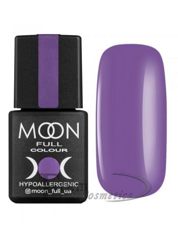 Гель-лак Moon №159 Color Gel polish блестящий фиолетовый