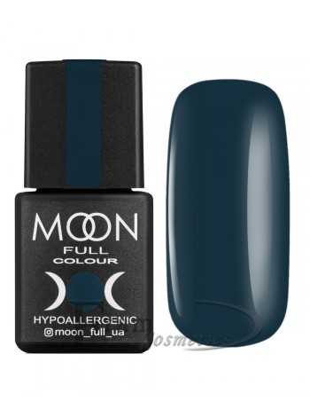 Гель-лак Moon №187 Color Gel polish океанская синь