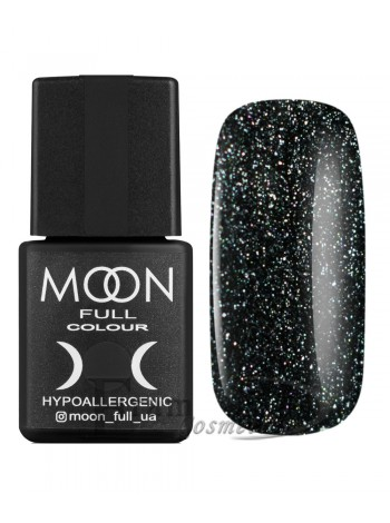 Гель-лак Moon №189 Color Gel polish черно-синий