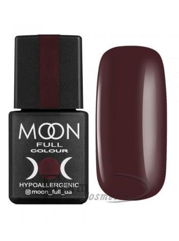 Гель-лак Moon №191 Color Gel polish черно-красный
