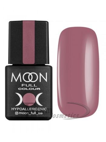 Гель-лак Moon №197 Color Gel polish темно-серая мальва