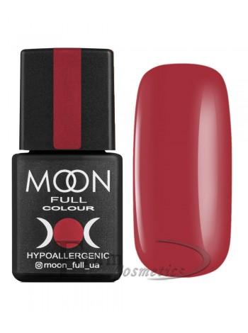 Гель-лак Moon №204 Color Gel polish бордовый