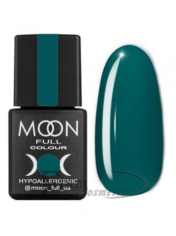 Гель-лак Moon №216 Color Gel polish опаловый зеленый