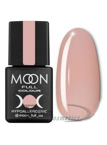 Гель-лак Moon №301 Color Gel polish бледно-каштановый