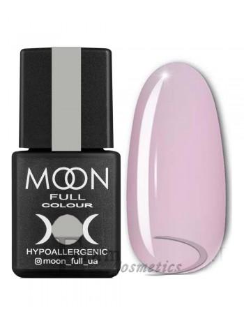 Гель-лак Moon №303 Color Gel polish тускло-амарантово-розовый
