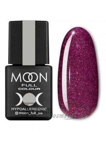 Гель-лак Moon №310 Color Gel polish глубокий красно-пурпурный