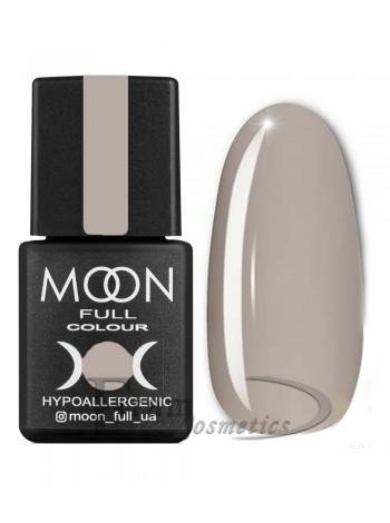 Гель-лак Moon №314 Color Gel polish светлый синевато-серый