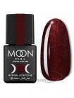 Гель-лак Moon №316 Color Gel polish темный коричневый